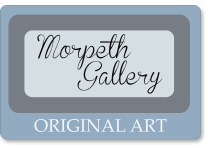Morpeth Gallery - Original Art