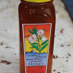 Leatherwood Honey – certified organic