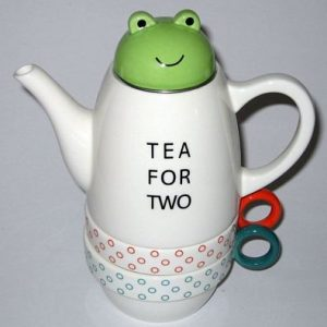 Frog Tea for Two