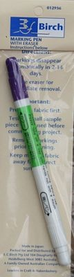 Magic Marking Pen With Eraser
