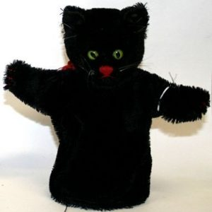 Steiff Hand Puppet Tom Cat – No1.