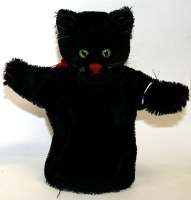 Steiff Hand Puppet Tom Cat - No1.