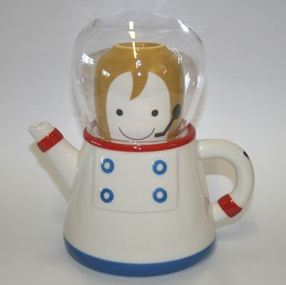 Astronaut Tea For Two