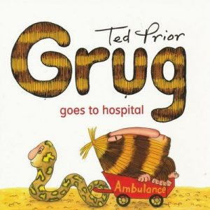 Book – Grug Goes To Hospital