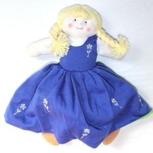 Goldilocks and The Three Bears Flip-over Doll