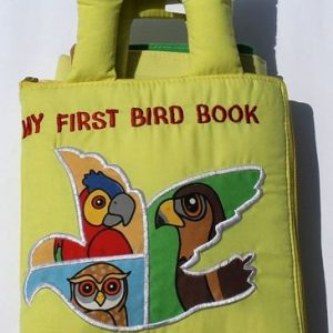My First Bird Book