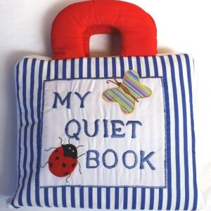 My Quiet Book – striped