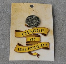 Badge - Charge at Beersheba