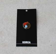 Badge - Korea
