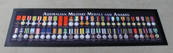 Bar Runner - Australian Military Medals & Awards