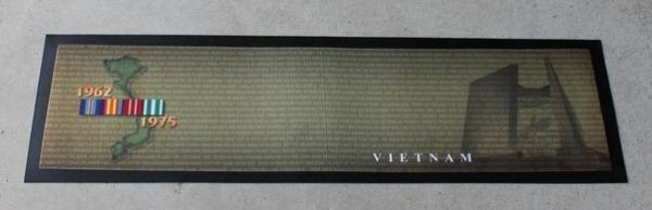 Bar Runner - Vietnam Forces National Memorial