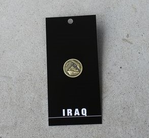 Campaign Badge – Iraq