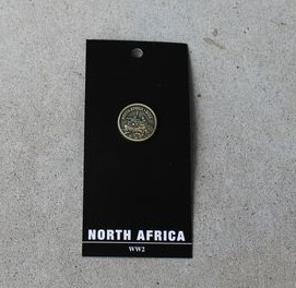 Campaign Badge - North Africa WWII