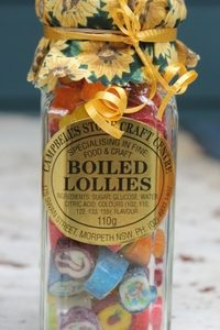 Boiled Lollies – Mixed Fruits