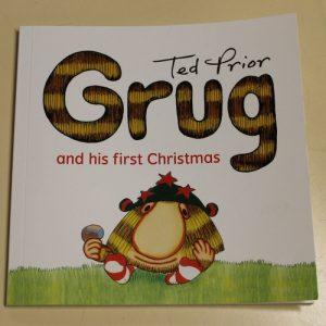 Book – Grug and his First Christmas