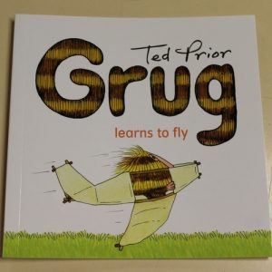 Book – Grug Learns to Fly