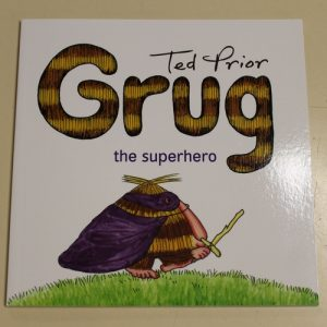 Book – Grug the Superhero