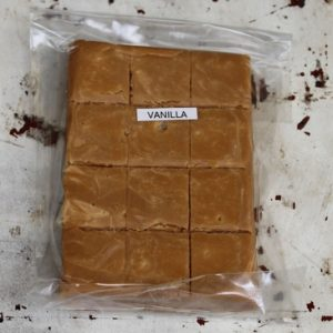 Fudge – Vanilla