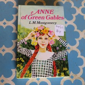 Book – Anne of Green Gables