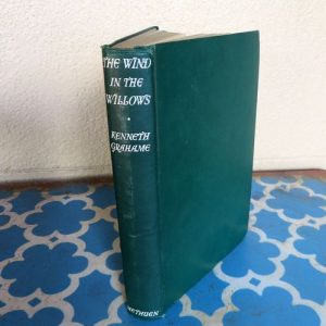 Book – Wind in the Willows