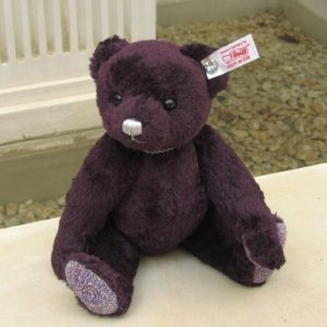 Amethyst Teddy Bear