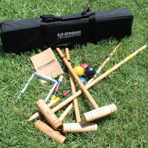 Croquet for 4 Players