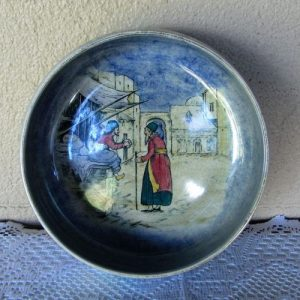 'Glimpses of the East' Bowl