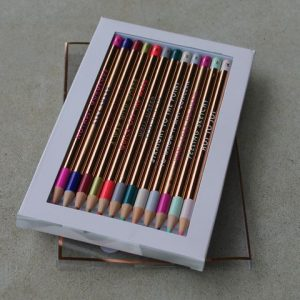 Ted Baker Coloured Pencil Set