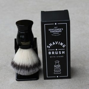 Shaving Brush with Stand – Gentlemen's Hardware