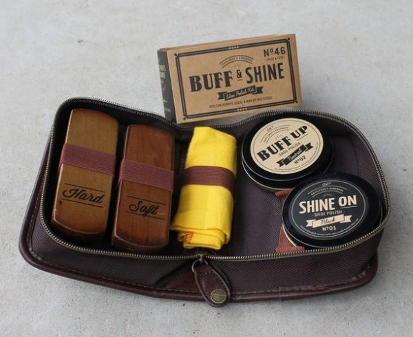 Shoe Polish Kit - Gentleman's Hardware