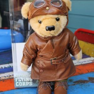 Teddy Bear – Lieutenant Hendy, Australian Flying Corps