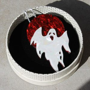 Erstwilder Brooch – Ghostly Gary