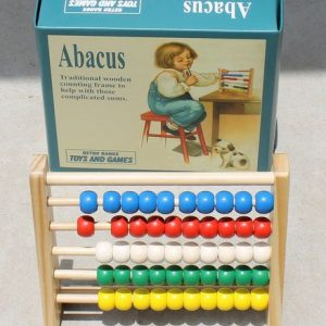 Wooden Abacus for Children