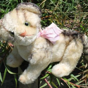 Steiff Kitty Cat – vintage 17cm