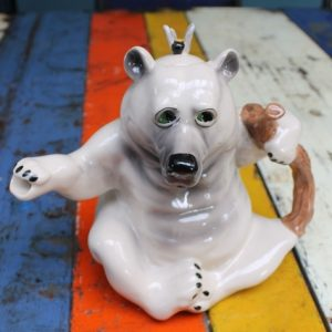 Polar Bear Teapot