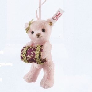 Emma Teddy Bear Hanging Ornament