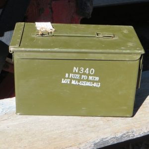 Ammunition Box – Large