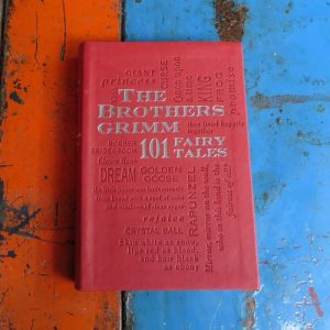 Book – Brother's Grimm Fairy Tales