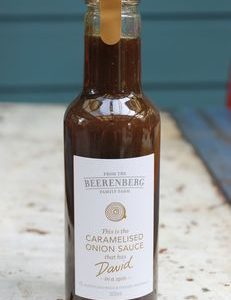 Caramelised Onion Sauce