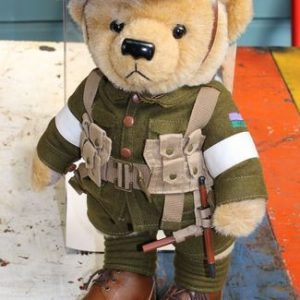 Teddy Bear – Corporal David Cohen