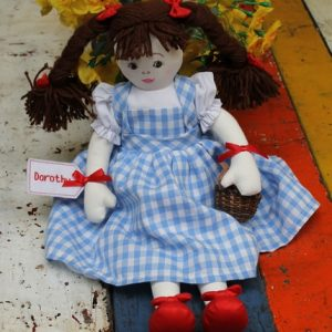 Cloth Rag Doll – Dorothy