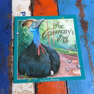 Book - The Cassowary's Egg