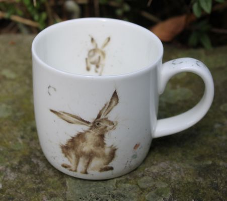 Good Hare Day - Mug
