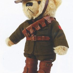 Teddy Bear – Trooper Jones Light Horse Bear