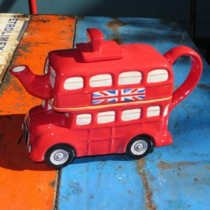 Teapot – London Bus
