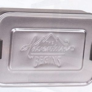 Metal Lunch Tin - Gentleman's Hardware