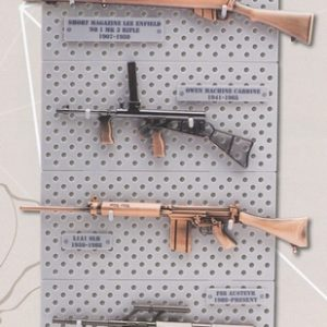 Rifle – Miniature Modular Stand