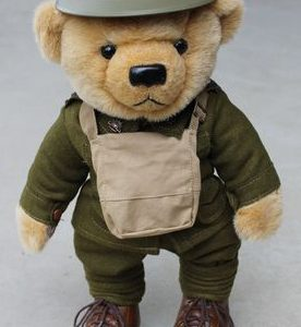 Teddy Bear – Western Front Albert Murray