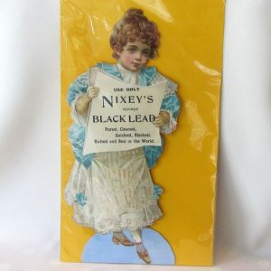 Scrap – Nixey's Black Lead Cleaner