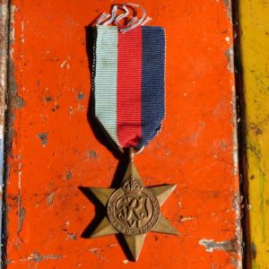 Star Campaign Medal WWII